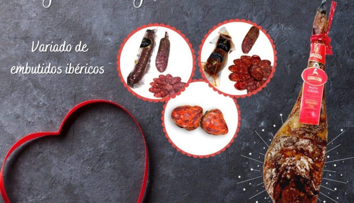 san valentín 2021: regala el mejor sabor ibérico