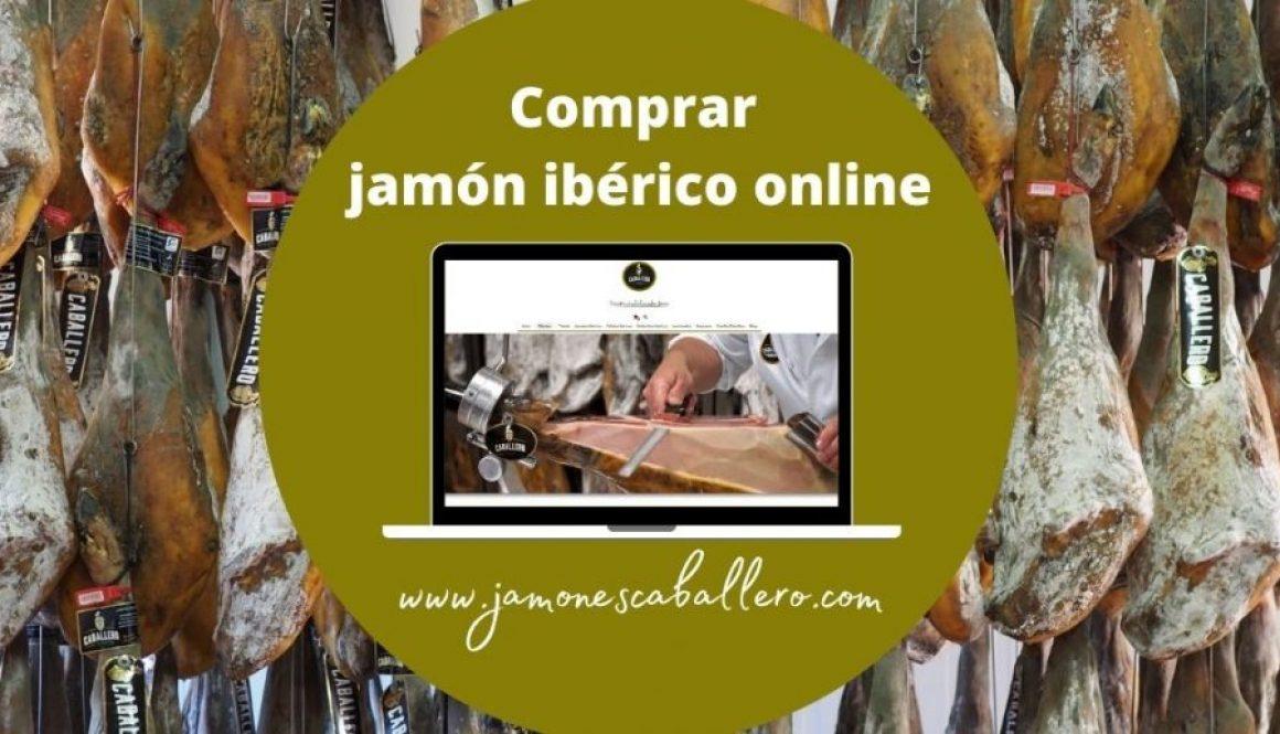 comprar jamón ibérico online